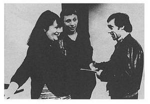 Владимир Высоцкий и Олег Даль