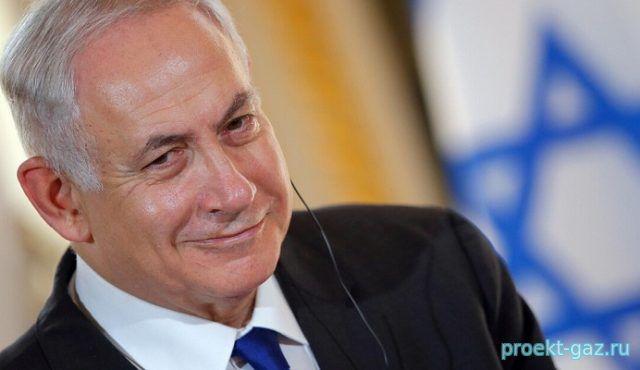 Нетаньяху празднует победу: заключен исторический газовый контракт с Египтом