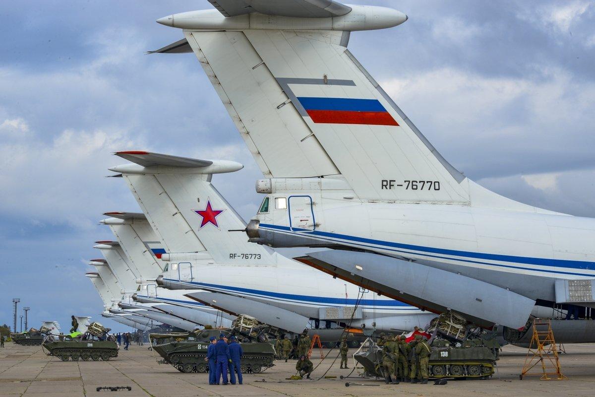 Упавший в Сирии Ил-20 был полностью исправен — представитель «Ильюшина»