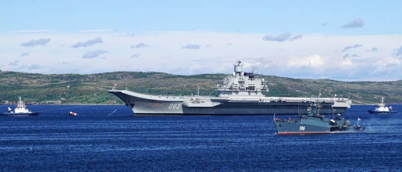 В США указали на главный признак деградации российского флота
