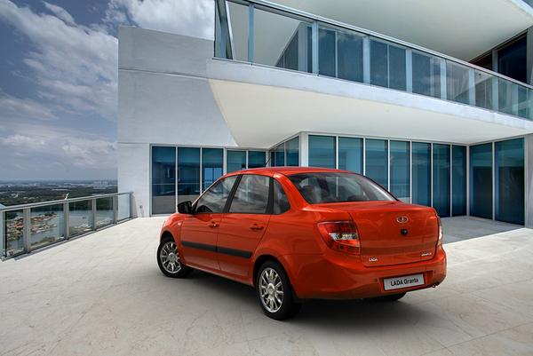 АвтоВАЗ выпустил спецверсии Lada Granta для президента Татарстана