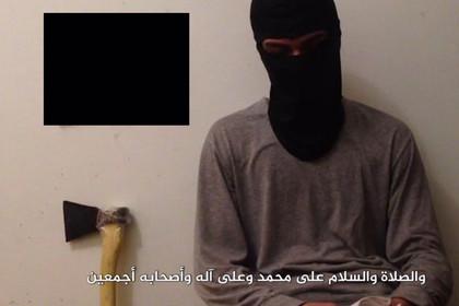 Они не скрываются! ИГ выложили видеообращение виновника сургутской резни