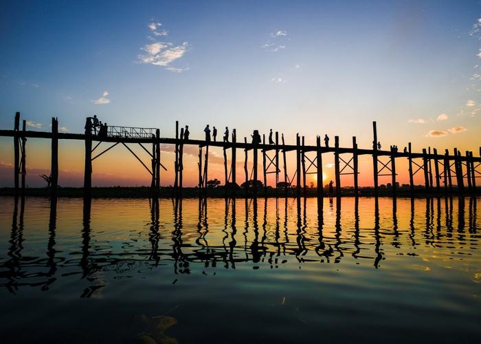 15 самых экстремальных мостов, пройти по которым решатся самые отчаянные смельчаки
