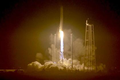 Названа дата первого пуска американской ракеты Antares с российским двигателем