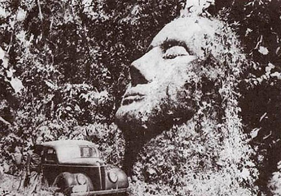 Огромные каменные головы в Гватемале: кто нашёл и почему уничтожили