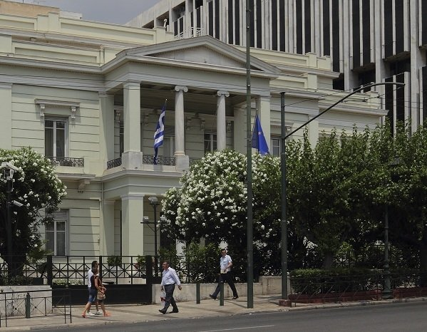 МИД Греции обвинил Россию в …