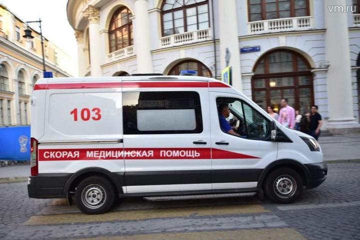Три человека пострадали в аварии на набережной Тараса Шевченко
