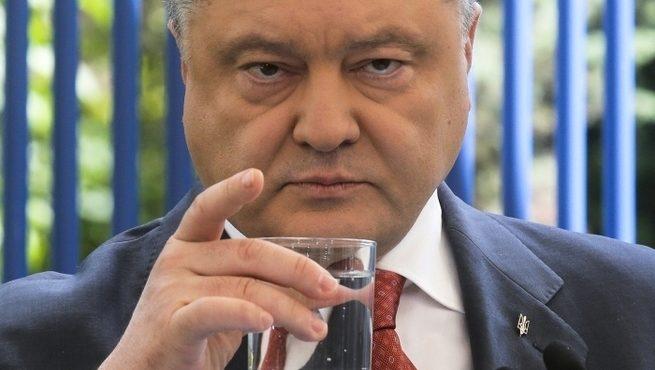 На стакане: Порошенко в Мюнхене