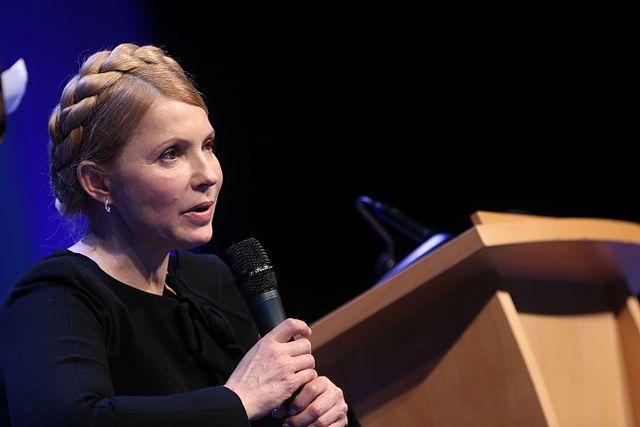 Тимошенко и Зеленский лидируют в рейтинге кандидатов в президенты Украины