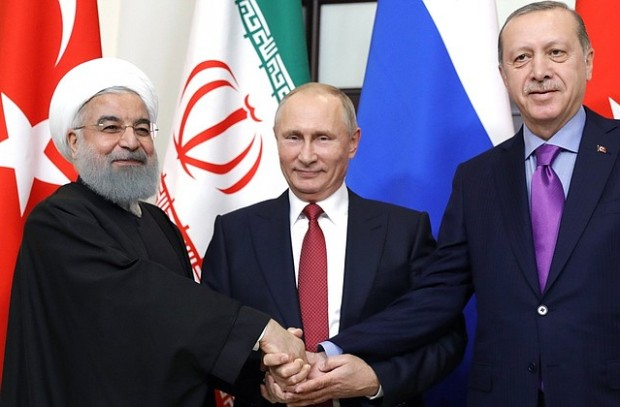 Крестные отцы Ближнего Востока