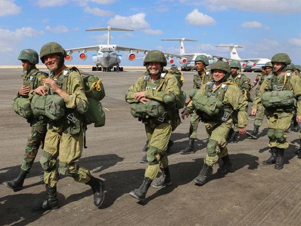 Россия перебросила в Ливию элитный спецназ