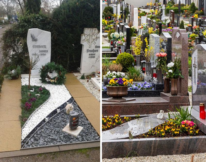 цветы для цветника на кладбище