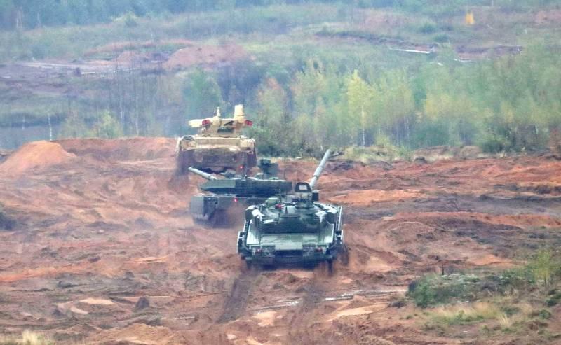 В РФ создается первый цифровой пункт управления войсками