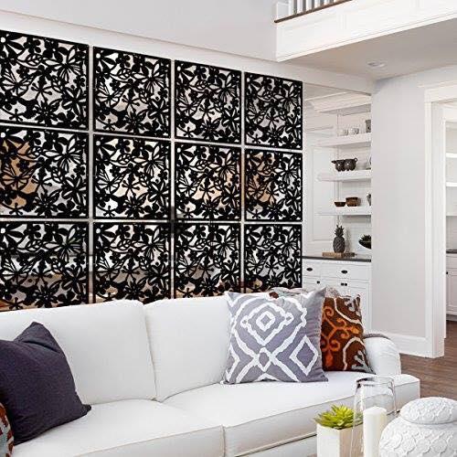 Дизайнеры предлагают множество вариантов зонирования пространства с помощью стильных предметов.