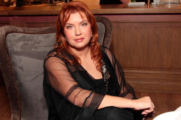 Вера Сотникова - известная советская и российская актриса