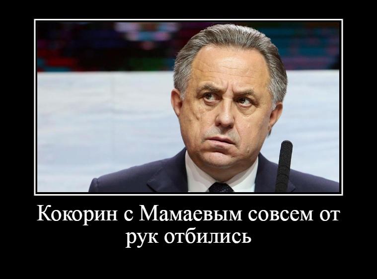 Виталий Мутко вернется на пост президента РФС