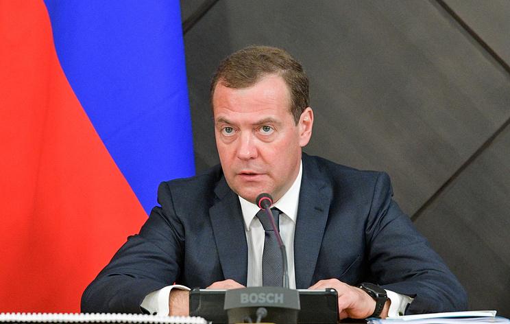 Медведев сравнил новые санкции против России с объявлением экономической войны