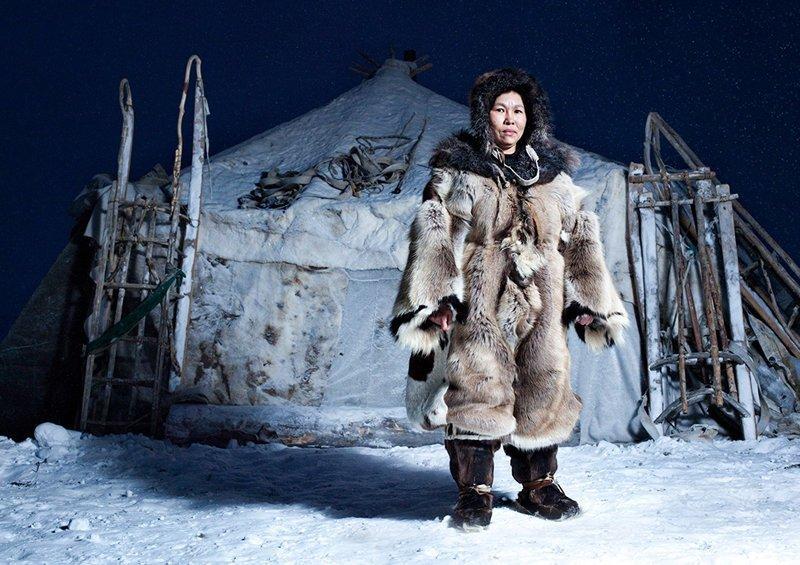 Смешная история о том, как в Тундре, зимой... ходят «по-маленькому»