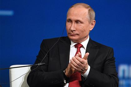 Путин призвал заканчивать с санкциями