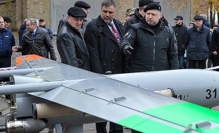 Россия отбила воздушную атаку на Крым