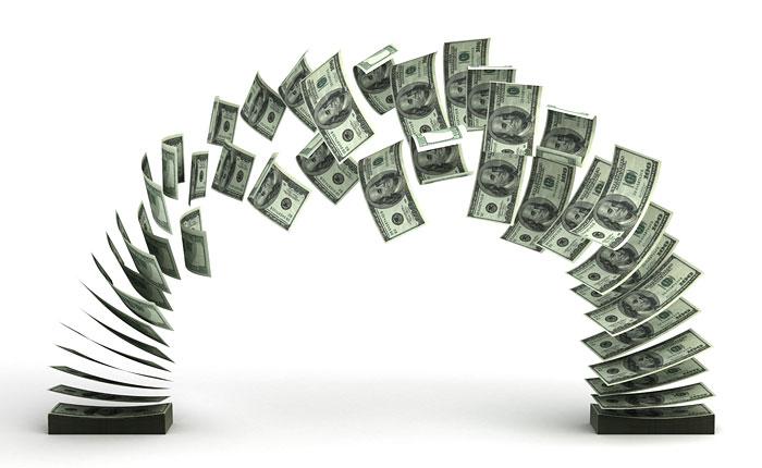 С Казначейского счета Украины «пропали» 1,5 млрд. долларов