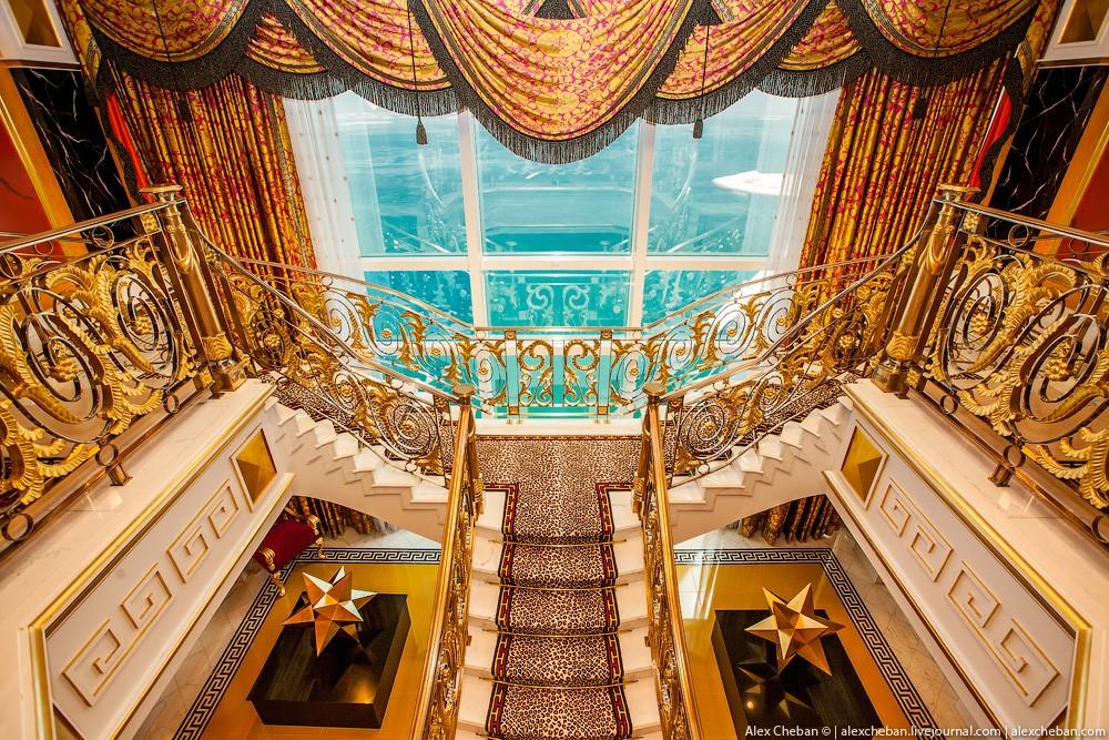 BurjAlArab01 Золото для шейхов и олигархов: самый дорогой номер в семизвездочном отеле Burj Al Arab