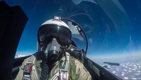 Анатомия перехвата. Как русские летчики отгоняют самолеты США от госграницы