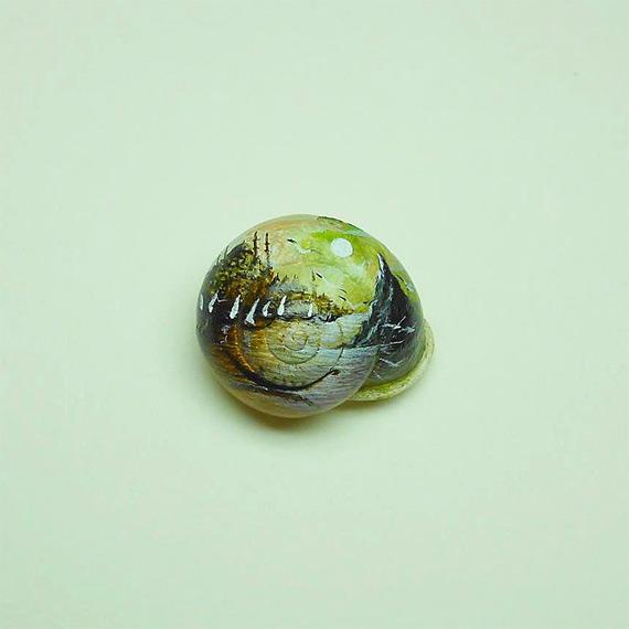 Миниатюрные полотна Хасана Кале