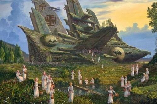 Технологии Северных Богов в Махабхарате