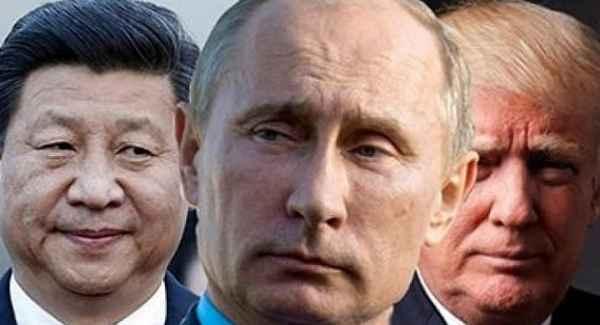Москва-Пекин-Вашингтон