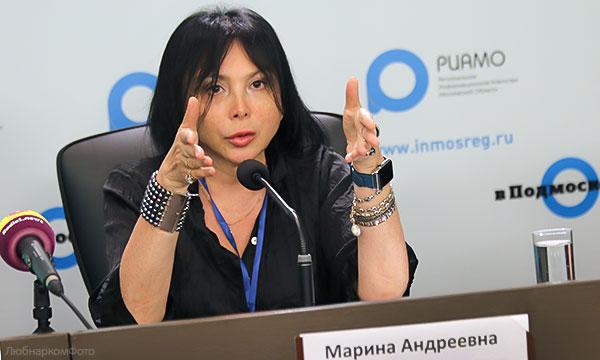 Мы — народ: о точке кипения гражданского общества. Марина Юденич