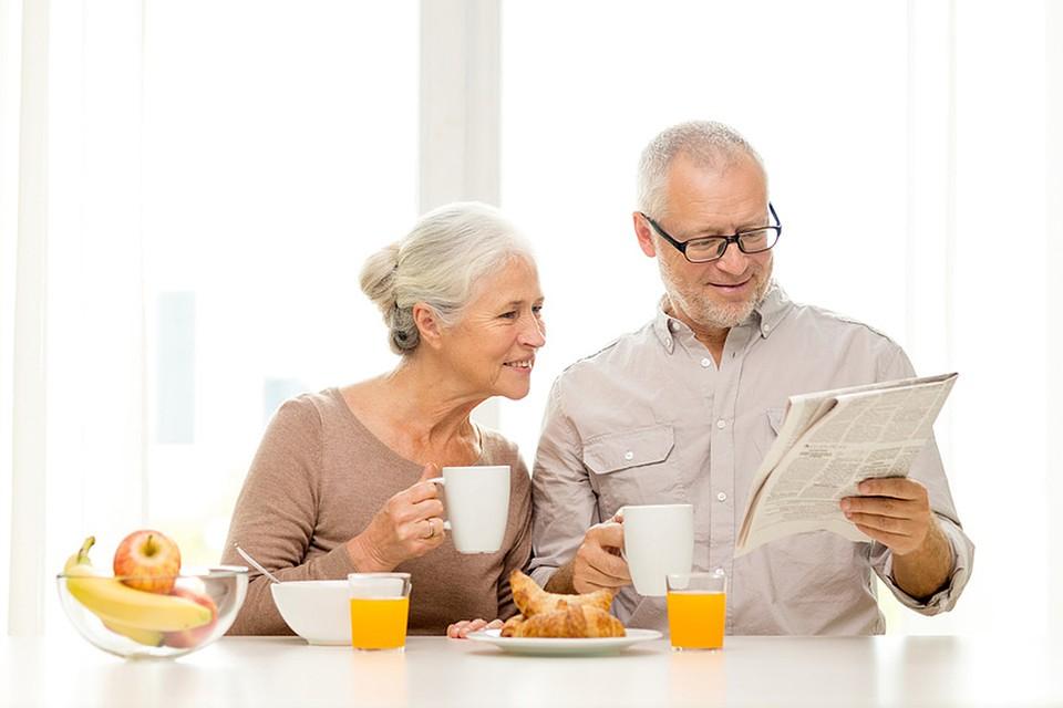 Какие пенсии получают в разн…