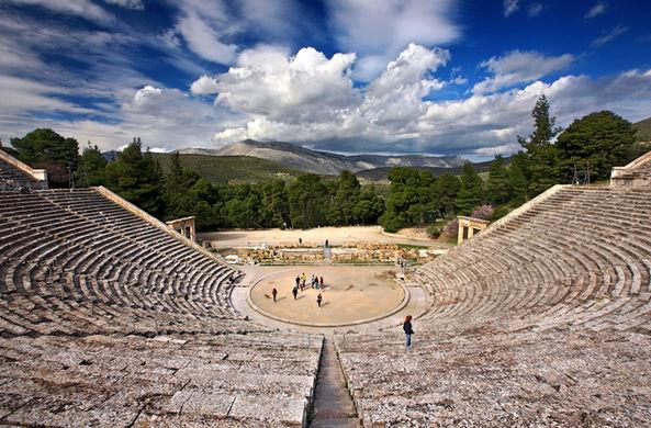 Ученые проверили мифы об уникальных свойствах античных театров