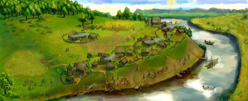 Тёмные века истории славян