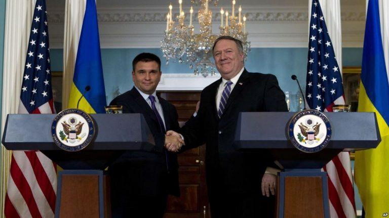 Вашингтон и Киев дружно сходят с ума