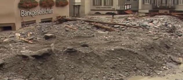 Свидетели потопа 17-18 века. Те, что под землёй, знают всё. Видео