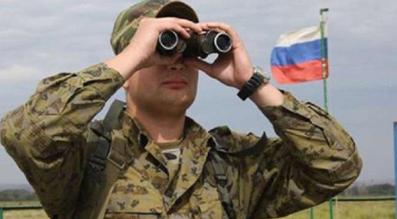 Штаб АТО пояснил задержание бойца ВСУ российскими пограничниками