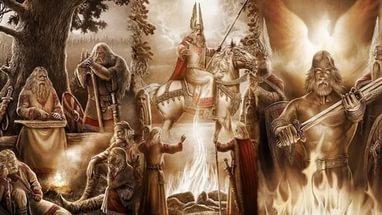 Поклонение ведическим богам