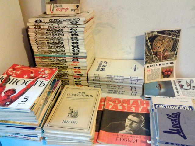 Любимые журналы Советского Союза. Эпоха когда не было интернета