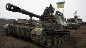 НМ ЛНР: ВСУ продолжает стягивать запрещенное вооружение к линии соприкосновения