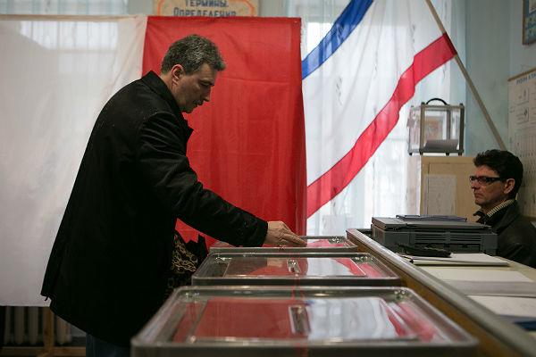 Палестина поддержала референдум в Крыму