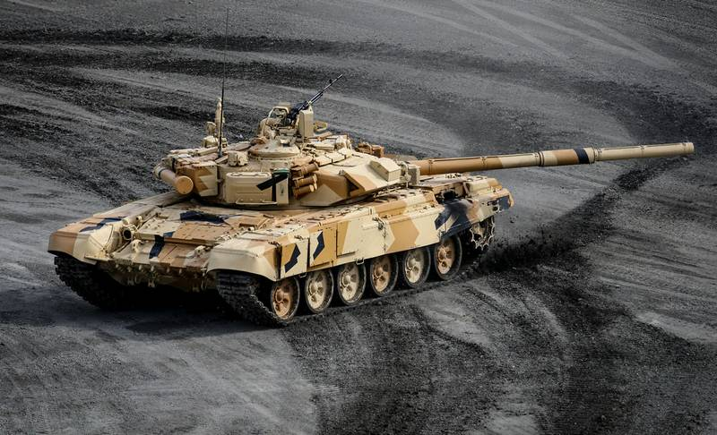 NI: Т-90 - лучший танк в мир…