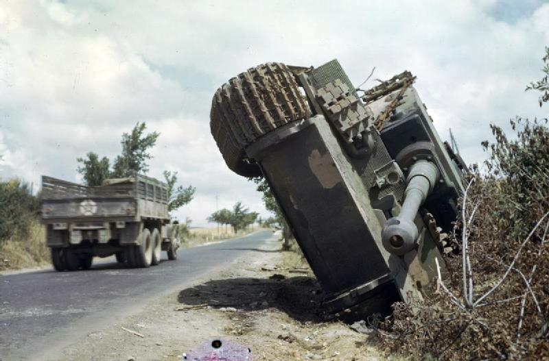 Отто Кариус о том, как советские Т-34 «выбивали зубы» немецким «Тиграм»