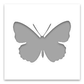 Порхающие бабочки в интерьере. Трафареты для стен и потолка (37) (270x270, 12Kb)
