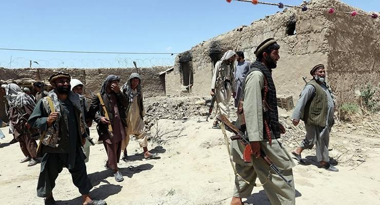 Талибы начали новую операцию в районе Газни