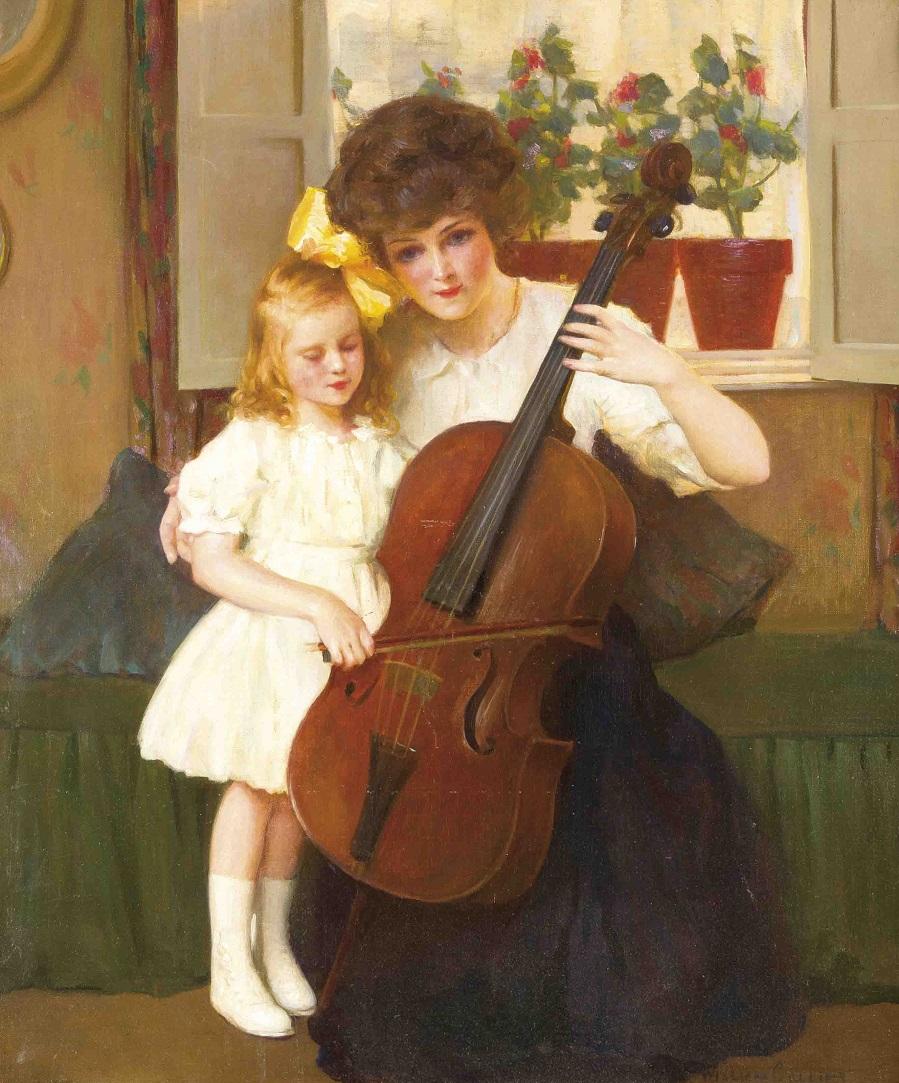 William Collins, Maler um 1900.jpg