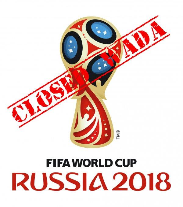 Сборную России по футболу лишат права участия в ЧМ-2018