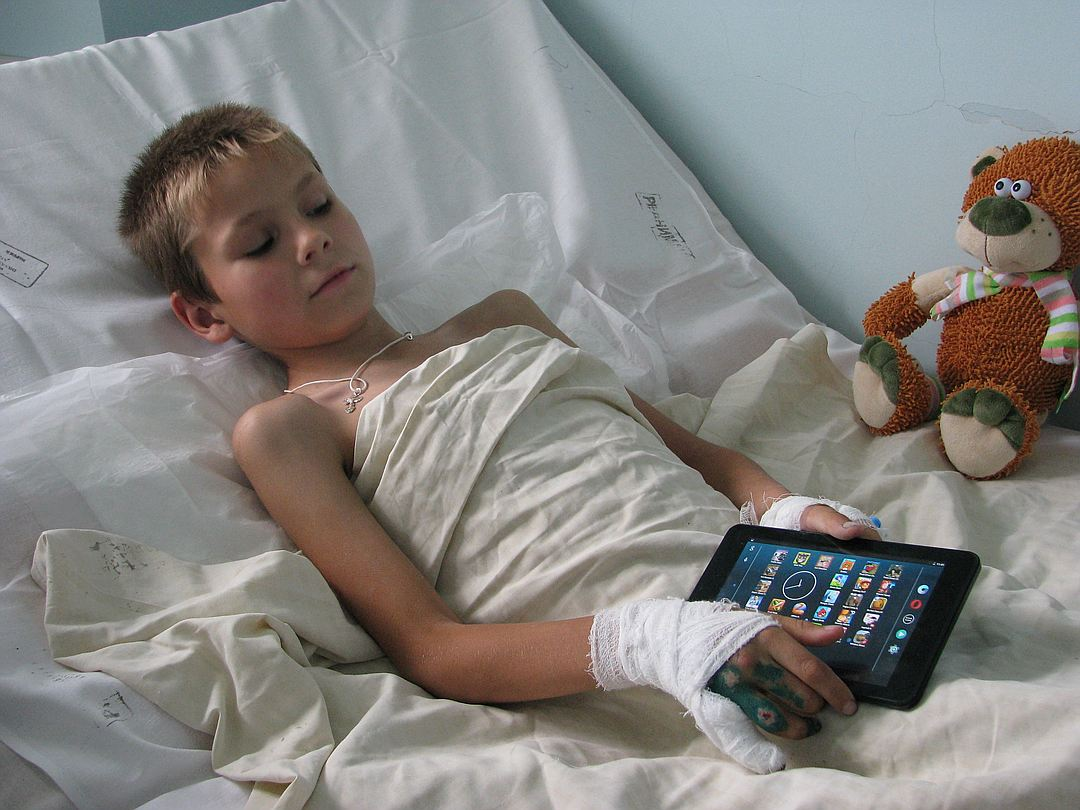 Дети Донбасса… чем помочь?  Виолетта Крымская