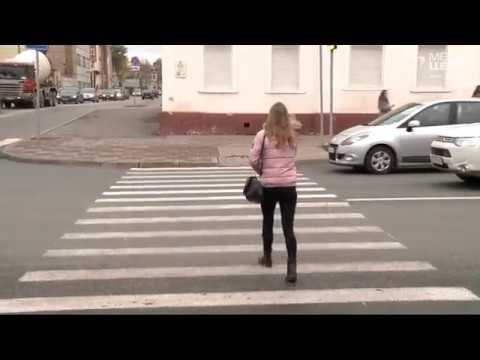 """ДПС штрафует пешеходов на """"зебре""""! Бальзам на душу водителей"""