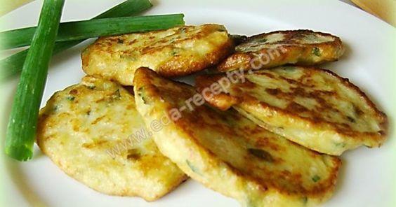 Оладьи из кабачков с сыром и…